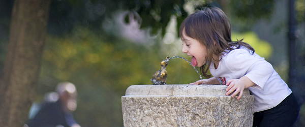 Vandets Dag 22. marts: Spar på vandet