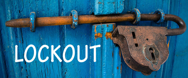 Lockout vil føre til voldsom optrapning af lammende konflikt