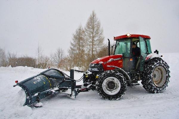 Når sneen vælter ned – hvordan ryddes der så?