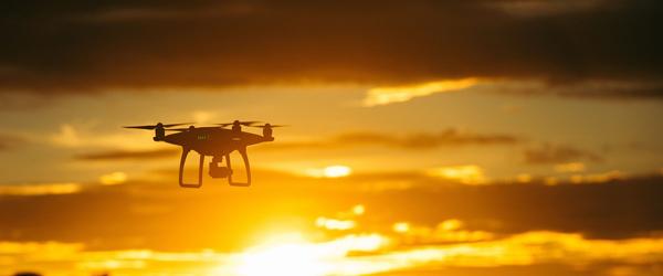 Foredrag om droner på Martec Skagen