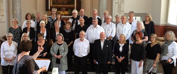 Gospelgudstjeneste i Skagen kirke  d 22 april