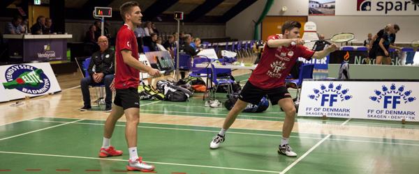 DM-semifinale: VEB blev igen slået på målstregen