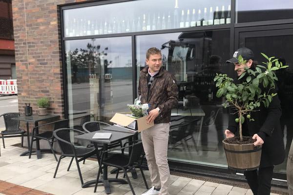 Unge iværksættere vil puste liv i ikoniske lokaler i Gammel Skagen