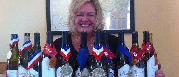 Mød Winemaker Kimberley Smith