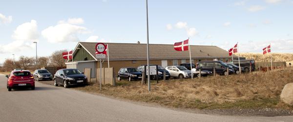 Åbent hus i knallertklubben Topstykket