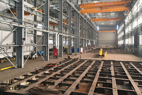 Karstensens Skibsværft A/S udvider og investerer i skrogproduktion i Polen!