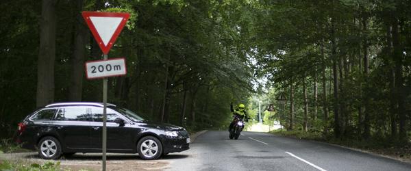 Alt for mange dræbte motorcyklister