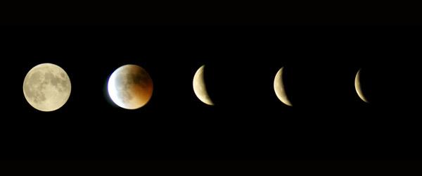 Total måneformørkelse over Danmark i aften