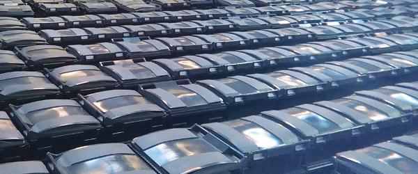 25.000 affaldsbeholdere på vej til husejerne