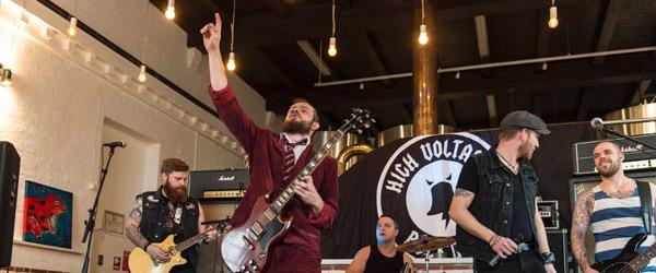 Skagen Bryghus byder på 3 gratis koncerter i denne uge