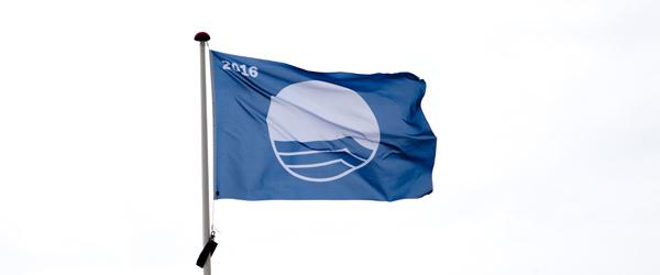 Nyt badeflag på vej: Kan erstatte mange blå flag