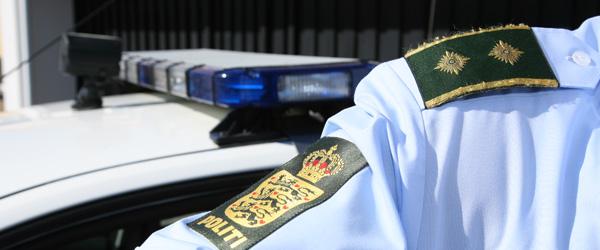 Bestil en færdselskontrol og en forebyggelsesbetjent