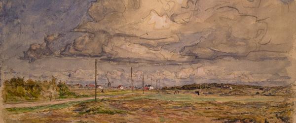 Ny udstilling: Viggo Johansens værker på papir