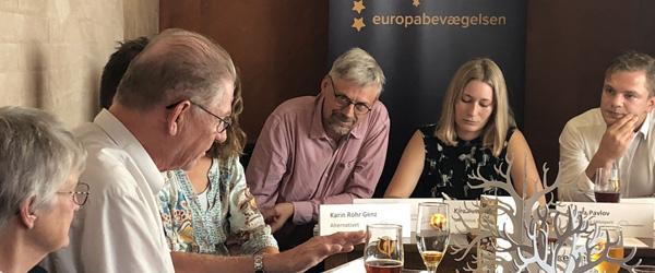 Øl og EU: Fyraftensdebat på Det Bette Ølhus i Ålbæk