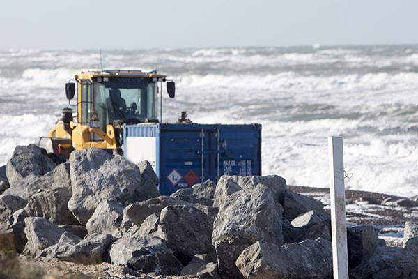 Kvinde død på stranden ved Gl.Skagen