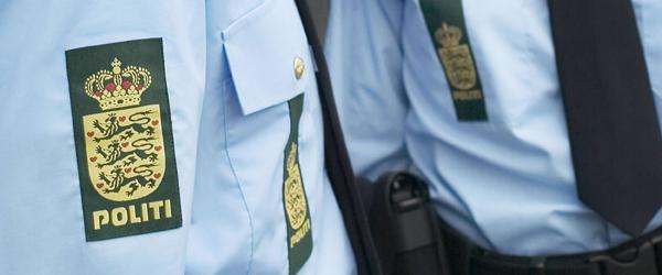 Person der udgiver sig for at være fra politiet