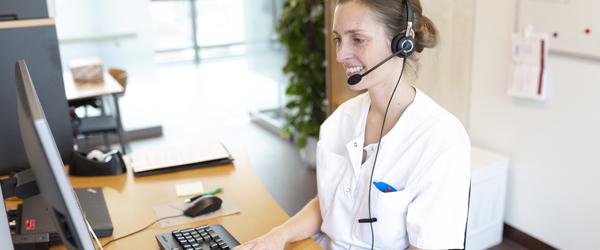 Landets første diabetes-hotline er åbnet i Nordjylland