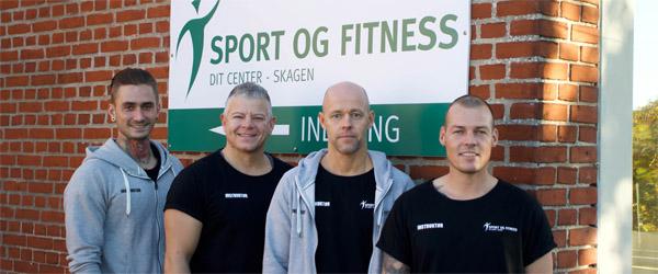 Optimering af personale i Sport og Fitness Skagen