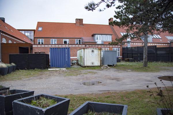 Mangel på depotplads ved Kappelborg