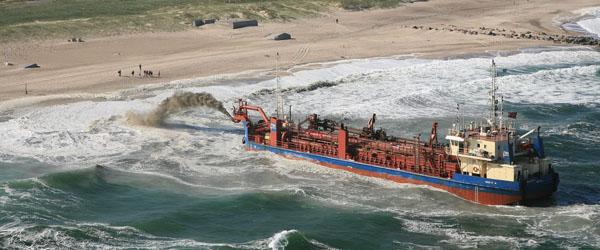 Miljøeffekterne af kystbeskyttelse undersøges på den jyske vestkyst