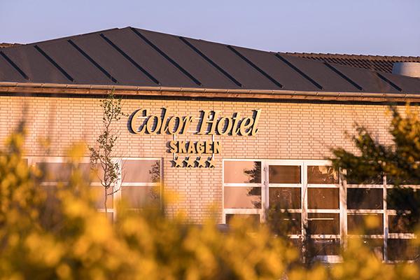 Color Hotel valgt som Skagens eneste leverandør til statslige ansatte