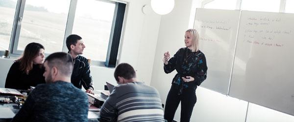 Fleksibel danskundervisning for udenlandske ansatte i Skagen