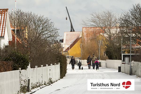 Det sker i Skagen/Ålbæk i morgen den 13. februar