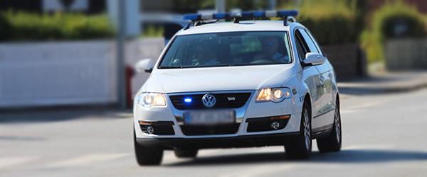 Bilist var påvirket af narko