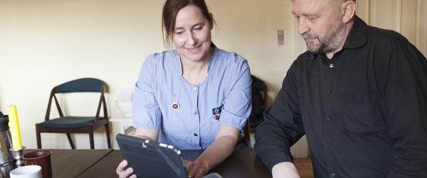 Telemedicin giver trygge hjertepatienter og sparer millioner