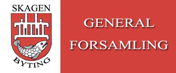 Generalforsamling i Skagen Byting