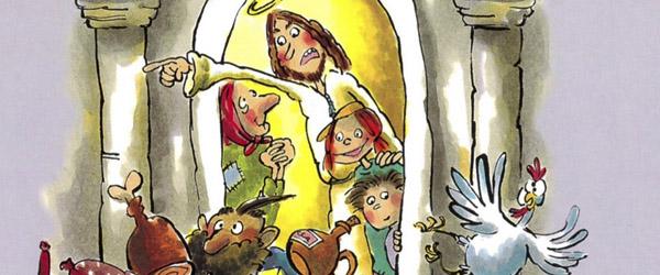 """Superhelt på æsel"" – det er musical i Skagen Kirke"