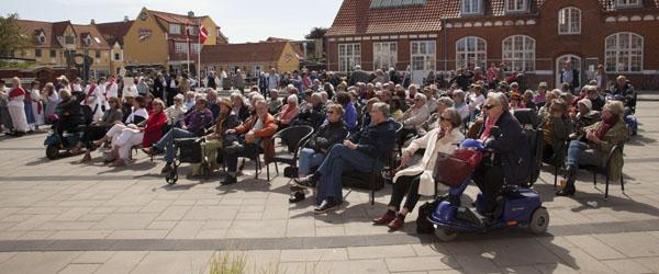 Skagen Byting og Kulturhus Kappelborg inviterer til grundlovsmøde
