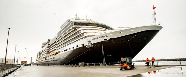 Krydstogt: Gæster fra 35 nationer besøger Skagen i dag