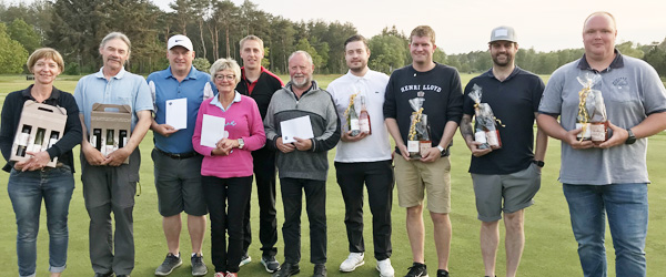 """Golf for alle"" blev en stor succes"