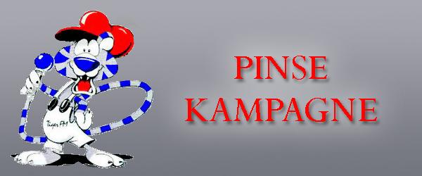 Pinse kampagne på Skagen Nærradio Tiger FM