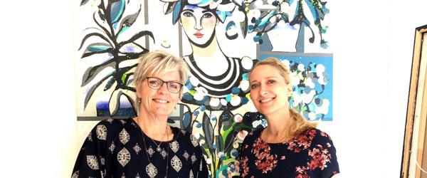 Kvinder, følelser og lidenskab i Galleri Skagen