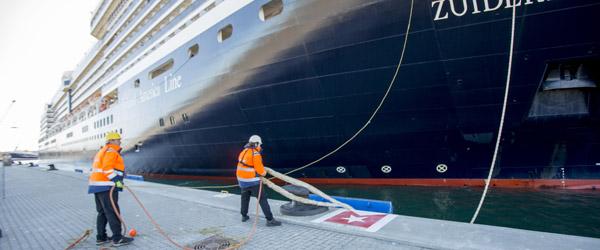 Krydstogt: For første gang i Skagen