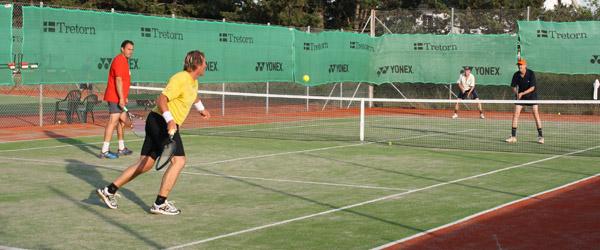 Tennis: Skaw-Open starter i morgen