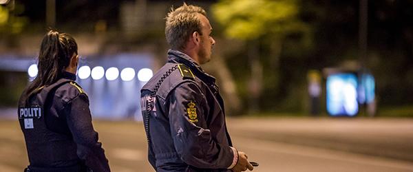 Jobinformationsmøde hos politiet i Aalborg