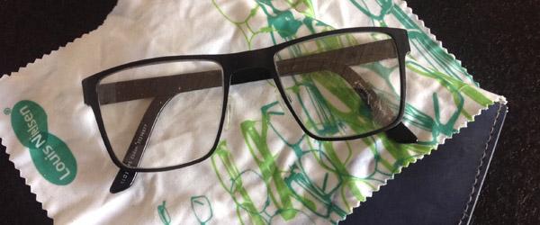 Fremlysning: Briller fundet ved Skagbanke