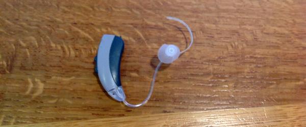 Har du mistet et høreapparat ?