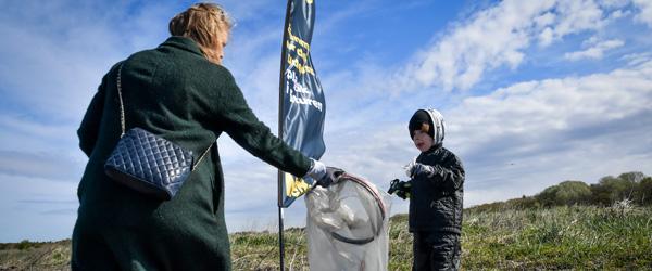 Seks plastikramte naturområder i Nordjylland kommer med i national indsats