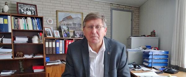 Ole Rørbæk Jensen indtræder i Nordjyllands Kystmuseum