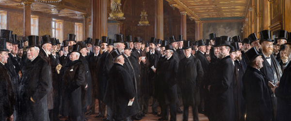 Stort Krøyer-maleri skal konserveres i Skagen