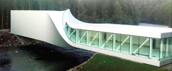 Fra Aalbæk til verdensberømt byggeri i Norge