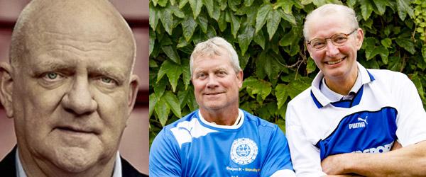 Kom til foredrag med Flemming Toft – + Jesper og Lars