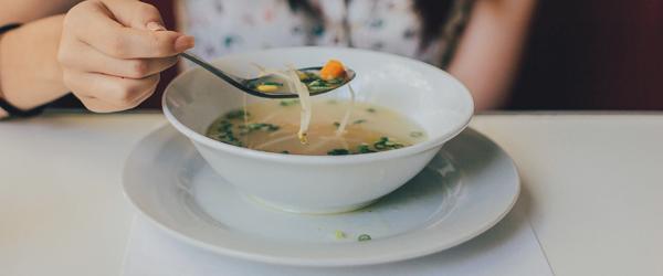 Ældre Sagen byder på suppe