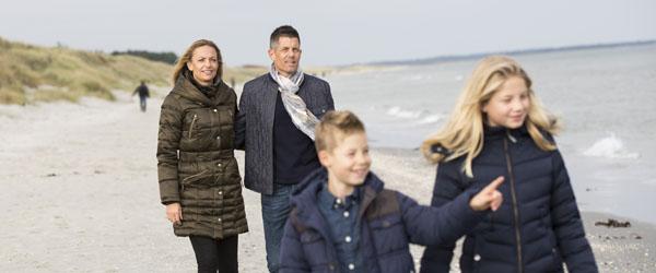 Skønne efterårsferieglæder i Skagen