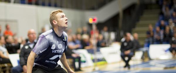 VEB tabte 3-6 i Skælskør – fem kampe blev tabt i tre sæt
