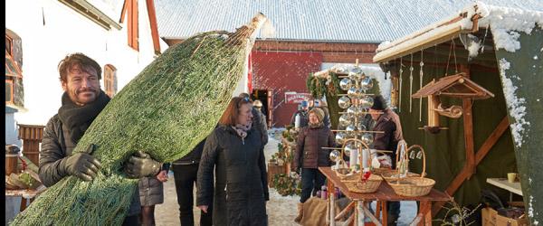 Julemarked på Knivholt: Besøg Min Energiby